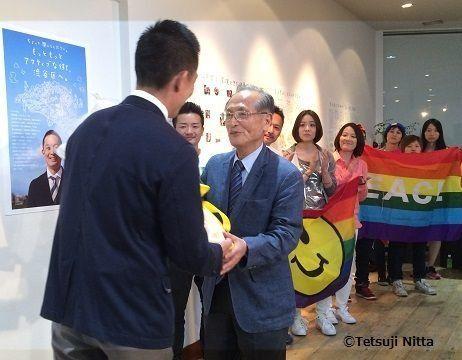 渋谷区長選の超絶ジャイアントキリング