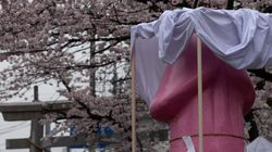 「かなまら祭」金山神社のあの奇祭、今年も盛況