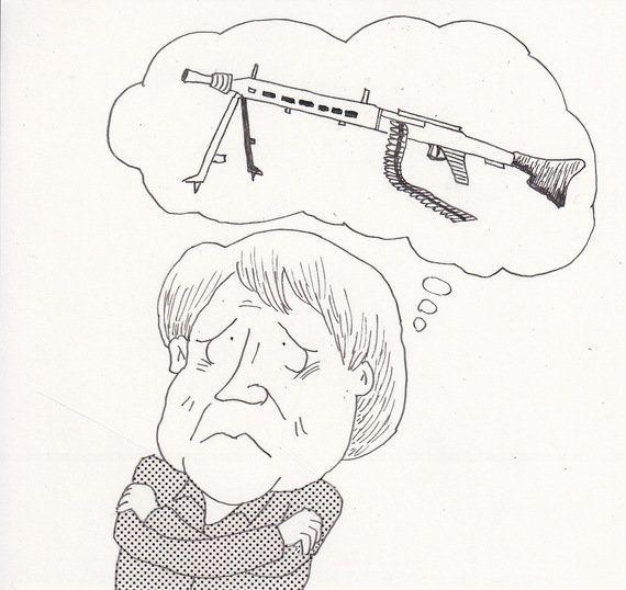 ドイツ、武器供与を決断