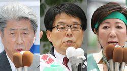 東京都知事選が告示 鳥越俊太郎氏・増田寛也氏・小池百合子氏らが第一声(UPDATE)