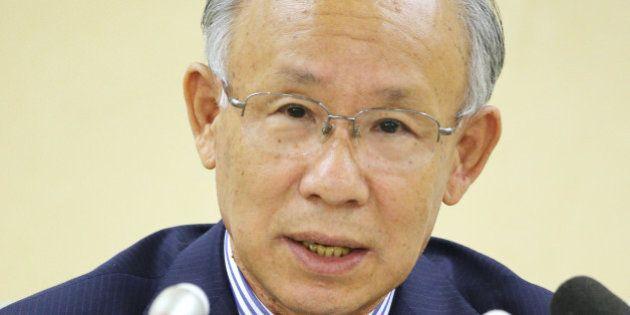 宇都宮健児氏、都知事選への立候補とりやめ 野党統一候補の鳥越俊太郎氏に譲る(UPDATE)