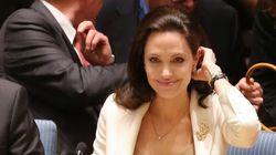 アンジェリーナ・ジョリーが国連安保理を批判