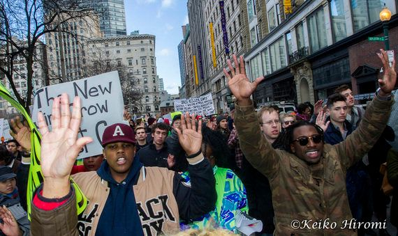 アメリカの悲しみ Black Lives