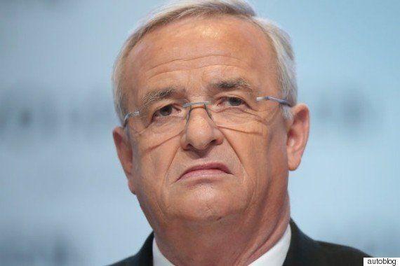 フォルクスワーゲンのマーティン・ヴィンターコルンCEOが排ガス不正のスキャンダルで引責辞任