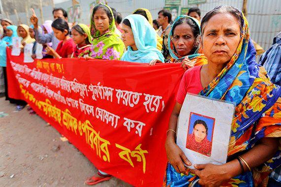 バングラデシュ:ラナプラザ・ビル倒壊事故から2年、労働者の権利は否定されたまま