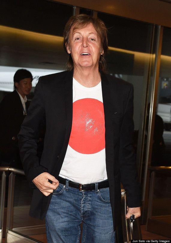 ポール・マッカートニー、「TIME」誌の2015年ミュージシャン資産ランキングでトップに