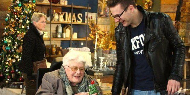 オランダにある老人ホームでは、学生が無料で入居できる