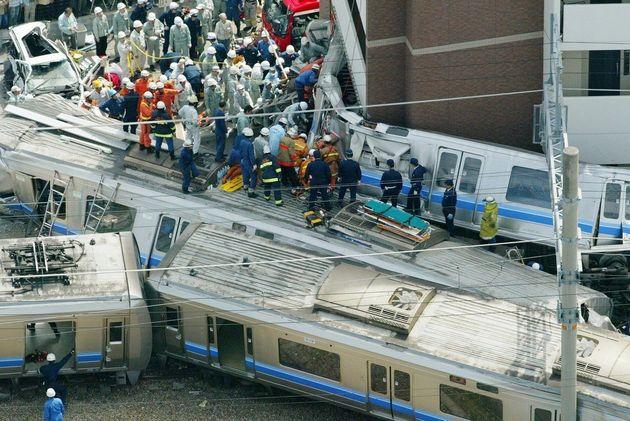 4月25日だけでも「福知山線の脱線事故があったっけ」と思い出して