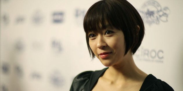 Music recording artist Utada attends House Of Hype Hosted By Antonio L.A. Reid Sponsored by Nivea at...