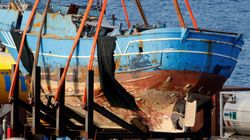 地中海に沈没した難民船から217人の遺体を発見 500人近くが死亡か