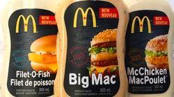 どこでもマクドナルドが味わえる?