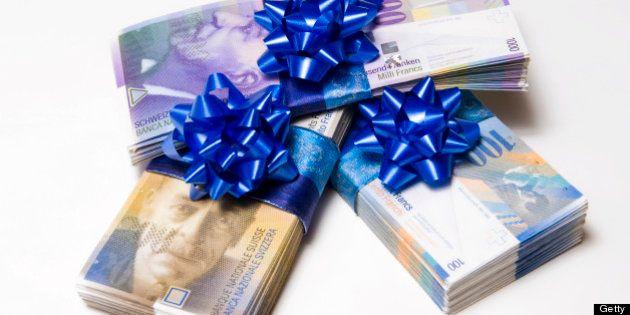 ECBの量的緩和期待、原油安を受けたスイスフランの動きは?