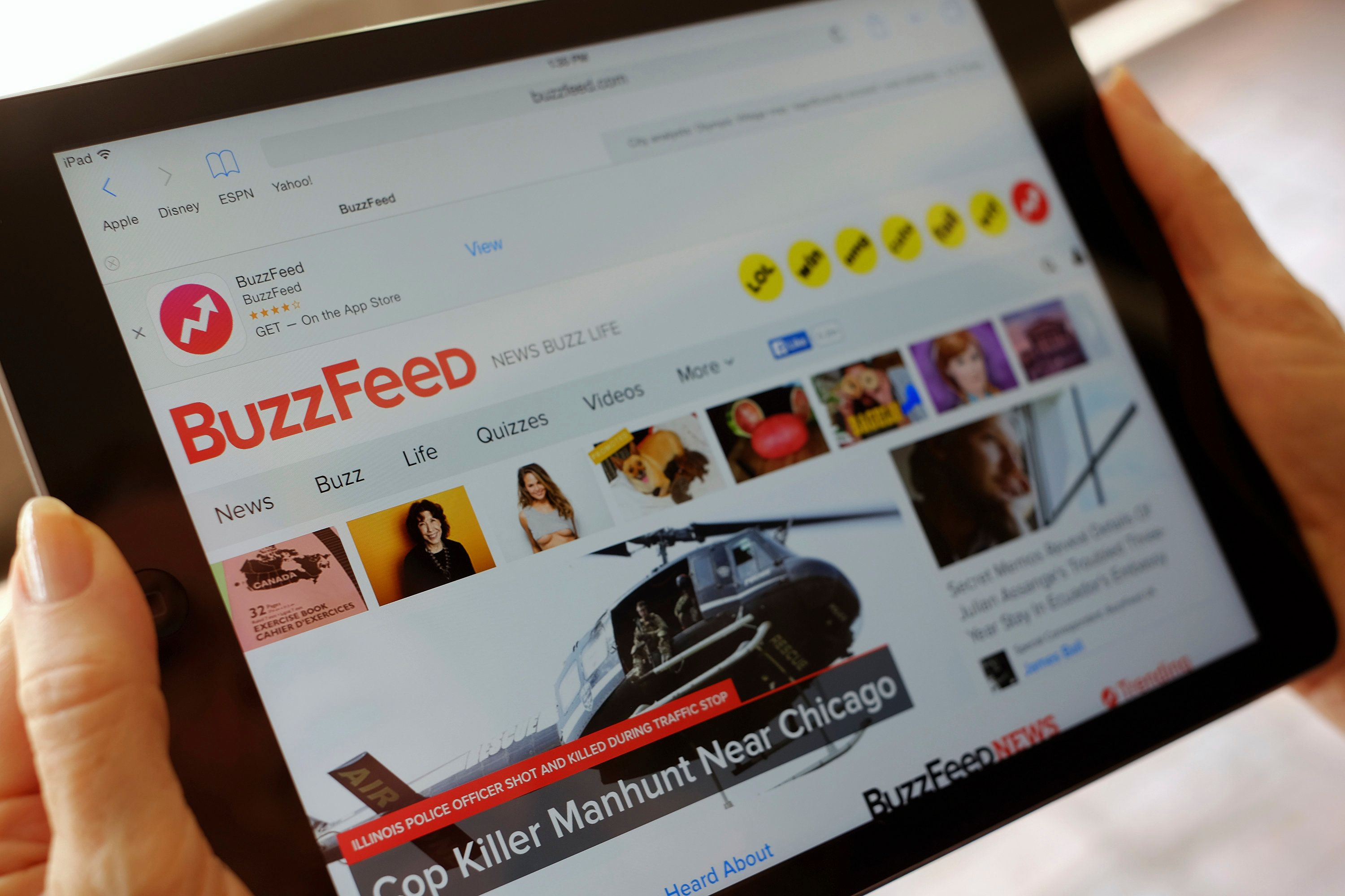 BuzzFeed News Staff Plans To Unionize Following Sweeping Layoffs