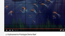 ドローンがいるのは空中だけではない。水中を泳ぐドローンが産まれるかも