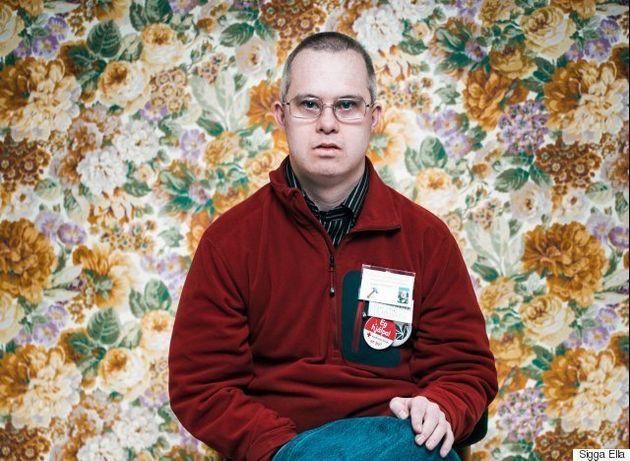 ダウン症の人々を撮影した写真シリーズ、人間の多様性を美しく描写する