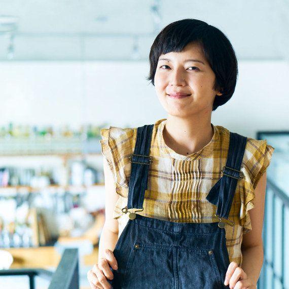 菊池亜希子さん「オーバーオールは自分が一番フラットになる服」Lenet FUN! MY