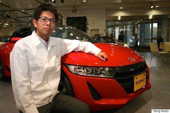 「S660」ホンダの26歳若手社員は、なぜ軽スポーツカーを開発したのか?