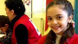 アレッポの少女は、各国のトップに手紙を書き続ける