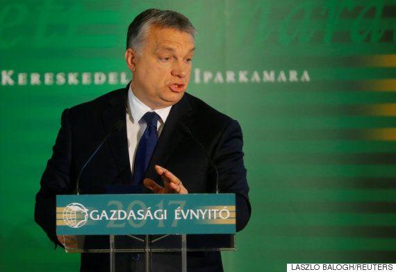 「民族が混ざりすぎると問題が起こる」ハンガリーのオルバン首相、移民流入に強硬反対