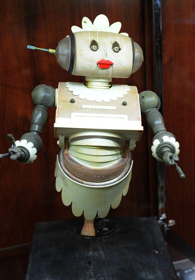 「ロボットは人を滅ぼす?