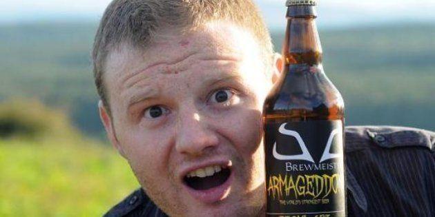 「アルマゲドン」ビールは世界最強