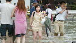 ゲリラ豪雨とは その避け方は?