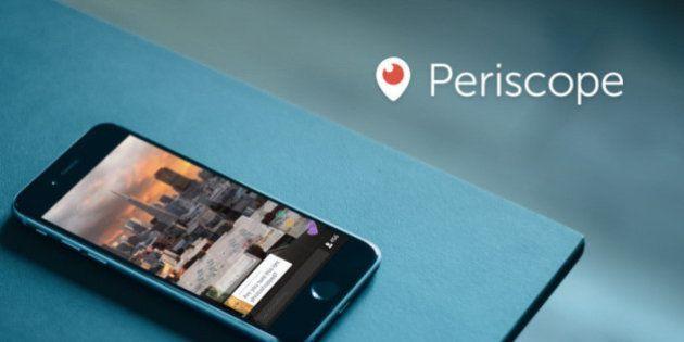 Periscopeはセレブ御用達のライブストリーミングサービスになるのか?