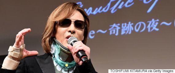 YOSHIKI、「VOGUE