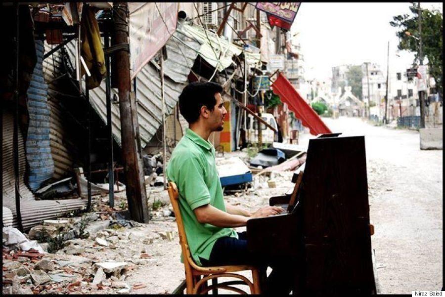 ISにピアノを焼かれ、私はヨーロッパを目指した。シリア難民のピアノマンの日記