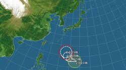 台風21号が発生、今後の進路は?