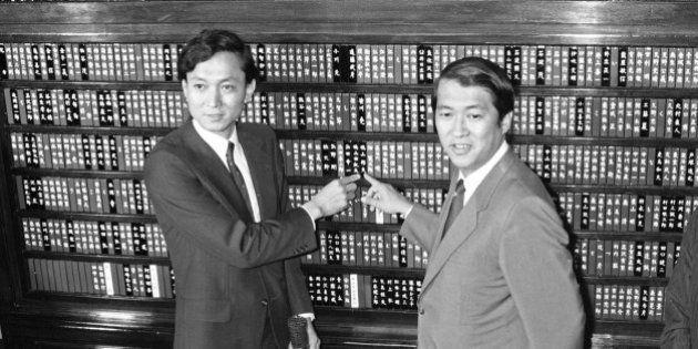鳩山由紀夫氏、弟・邦夫氏の死を悼む
