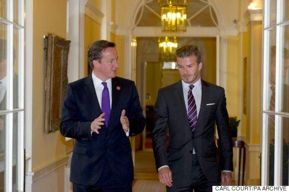 デビッド・ベッカム氏、EU残留支持を表明 離脱派と誤解されたヴィクトリアも同調する