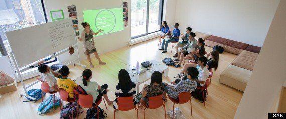小林りんさん「世界を変えるアジアのリーダーを」 軽井沢に世界中の子供があつまる高校をつくる【Woman's