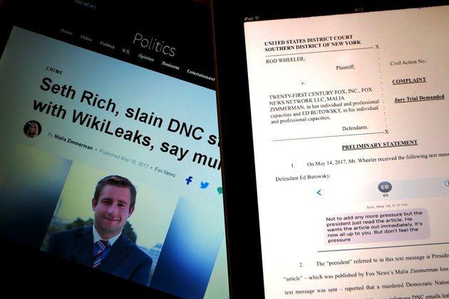 「FOXの捏造」疑惑、フェイクニュースを裁判所が判断する