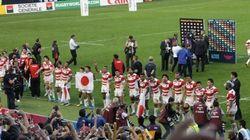 ラグビー日本代表が歴史的勝利を収めた夜、現地の日本人はこんなことになっていた