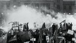 60年安保闘争を写真で振り返る 30万人が国会を包囲した日