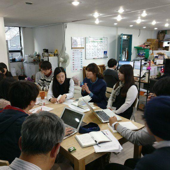 若者の住宅問題を解消するソウルのあるNPOの方法