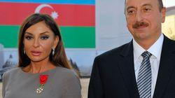 アゼルバイジャンのアリエフ大統領、妻を副大統領に任命 まるでNetflixの「あのドラマ」のようだ
