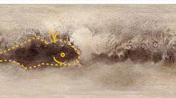 冥王星のクジラ模様は、衛星形成時のジャイアント・インパクトの痕跡だった