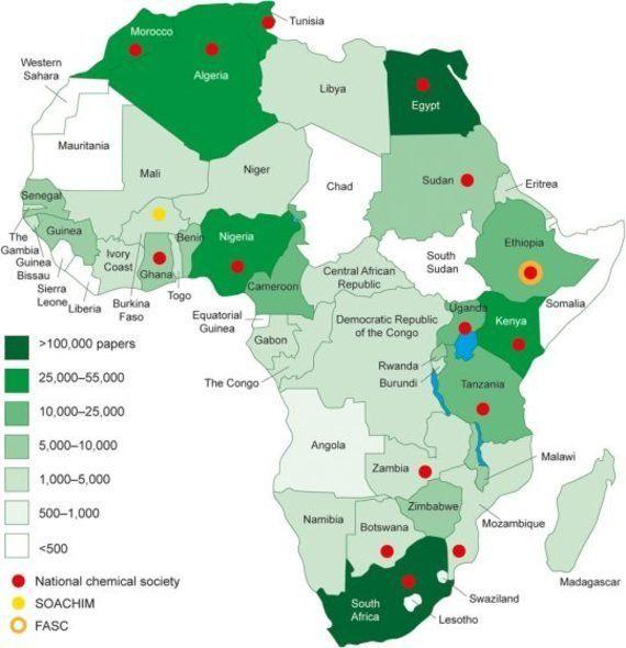 アフリカの化学ってどうよ?