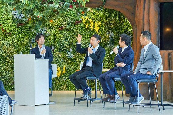 サイボウズ式:役員のボーナスの一部が、株主のさじ加減で決まるのはアリですか?──株主と会社の理想の関係について議論してみた