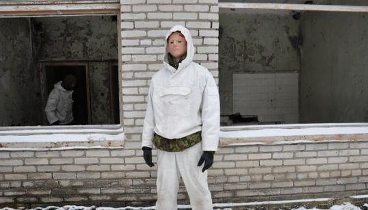 エストニアの住民は、ロシアの侵攻に備えて軍事訓練を繰り返す「その時が来たら、準備はできている」