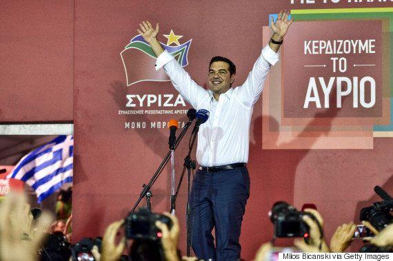 ギリシャ総選挙、チプラス前首相の与党が勝利 連立政権作り、難民問題など課題山積