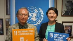 「日本人元職員が語る国連の舞台裏」