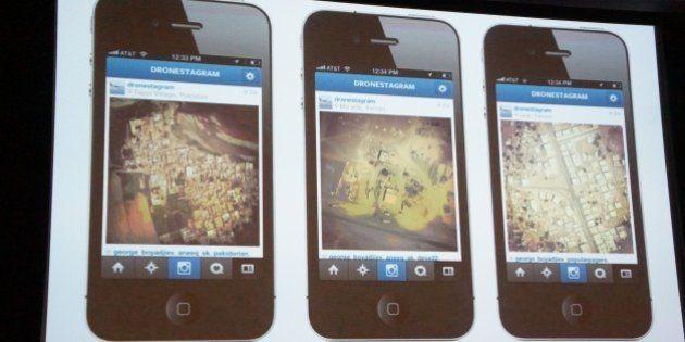文化庁メディア芸術祭、「Dronestagram」