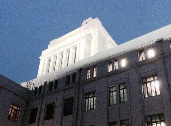 安保法案が強行採決された日の「鴻池祥肇委員長に対する不信任動議への賛成討論」の原稿