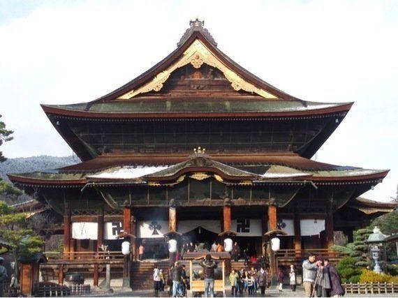 「信州 善光寺」で「福島第一原子力発電所作業従事者安全祈願」が行われている理由