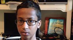 14歳少年、自作の時計を学校に持ち込んだだけで逮捕 →