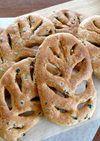形がユニークなぺたんこパン「フーガス」がパン好きに大人気!