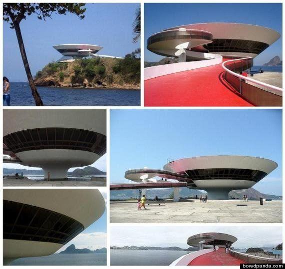 【画像】これは一体...?世界の不思議な建物10選